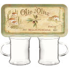 Buy Creative Tops Olio d'Oliva Tea For Two Set at Louis Potts