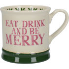 Buy Creative Tops Stir It Up Mug Celebrate Eat Drink & Be Merry at Louis Potts
