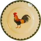 Buy Fairmont and Main Cockerel Dessert Plate 21cm at Louis Potts