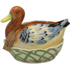 Buy Fairmont and Main Ducks & Hens Helen the Duck Egg Basket  at Louis Potts