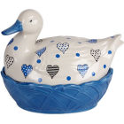 Buy Fairmont and Main Ducks & Hens Lucy the Duck Egg Basket at Louis Potts