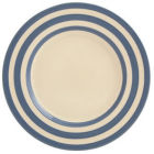 Buy Fairmont and Main Kitchen Stripe & Spot Blue Dessert Plate Stripe Blue at Louis Potts