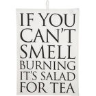 Buy Fairmont and Main Quips & Quotes Tea Towel If You Can't Smell Burning at Louis Potts