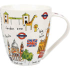 Buy James Sadler James Sadler Large Mug Sights of London at Louis Potts
