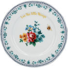 Buy Katie Alice Bohemian Spirit Side Plate Floral at Louis Potts