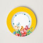 Buy Katie Alice Bohemian Spirit Side Plate Mustard Yellow at Louis Potts