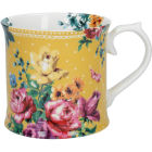 Buy Katie Alice Bohemian Spirit Tankard Mug Mustard at Louis Potts