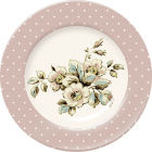 Buy Katie Alice Cottage Flower Side Plate Dotty at Louis Potts