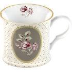 Buy Katie Alice Ditsy Floral Palace Mug Oval White at Louis Potts