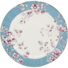 Buy Katie Alice Ditsy Floral Side Plate Teal at Louis Potts