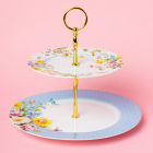 Buy Katie Alice English Garden 2-Tier Cake Stand at Louis Potts