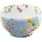 Buy Katie Alice English Garden Cereal Bowl Blue Spot at Louis Potts