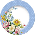 Buy Katie Alice English Garden Side Plate Blue Spot at Louis Potts