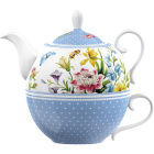Buy Katie Alice English Garden Tea-For-One Garden at Louis Potts