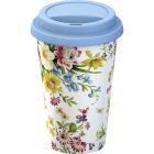 Buy Katie Alice English Garden Travel Mug at Louis Potts