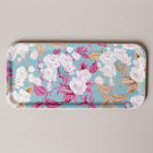 Buy Katie Alice English Roses Sandwich Tray Floral Duck Egg Blue at Louis Potts