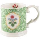 Buy Katie Alice Festival Folk Tankard Mug Green at Louis Potts