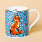 Buy Katie Alice Forest Fling Small Mug Fox Sky at Louis Potts
