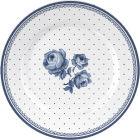 Buy Katie Alice Vintage Indigo Side Plate Floral 19cm at Louis Potts