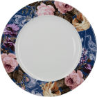 Buy Katie Alice Wild Apricity Dinner Plate Floral Navy at Louis Potts