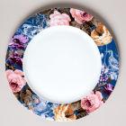 Buy Katie Alice Wild Apricity Dinner Plate Navy at Louis Potts