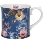 Buy Katie Alice Wild Apricity Tankard Mug Birds Navy at Louis Potts