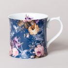 Buy Katie Alice Wild Apricity Tankard Mug Navy at Louis Potts