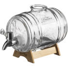 Buy Kilner Home Preserving Jars Kilner Barrel Spirits Dispenser 1L at Louis Potts