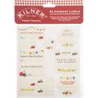 Buy Kilner Home Preserving Jars Kilner Fresh Produce Label Set Pack of 24 at Louis Potts