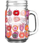Buy Kilner Home Preserving Jars Kilner Handled Jar Fruit Cocktail 0.4L at Louis Potts
