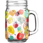 Buy Kilner Home Preserving Jars Kilner Handled Jar Fruit Punch 0.4L at Louis Potts