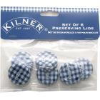 Buy Kilner Home Preserving Jars Kilner Hexagonal Twist-Top Lids Pack C at Louis Potts