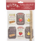 Buy Kilner Home Preserving Jars Kilner Jam Jar Label Set Pack of 13 at Louis Potts