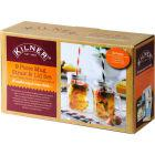 Buy Kilner Home Preserving Jars Kilner Mug, Straw & Lid Set of 9 at Louis Potts