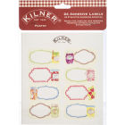 Buy Kilner Home Preserving Jars Kilner Pantry Label Set Pack of 24 at Louis Potts