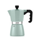 Buy La Cafetiere Espresso Pot Collection Classic Espresso 6 Cup Pistachio Green at Louis Potts