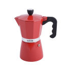 Buy La Cafetiere Espresso Pot Collection Classic Espresso 6 Cup Red at Louis Potts