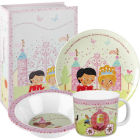 Buy Little Rhymes Little Rhymes 3-Piece Melamine Set Cinderella at Louis Potts