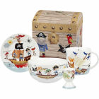Buy Little Rhymes Little Rhymes 4-Piece Breakfast Set Pirates at Louis Potts