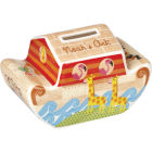 Buy Little Rhymes Little Rhymes Money Box Ark Noah's Ark at Louis Potts