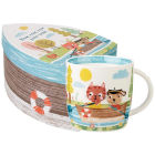 Buy Little Rhymes Little Rhymes Mug In Boat Box Row Your Boat at Louis Potts