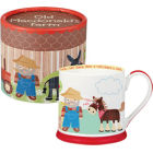 Buy Little Rhymes Little Rhymes Mug In Hatbox Old MacDonald's Farm at Louis Potts