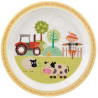 Buy Little Rhymes Little Rhymes Plate Melamine Old MacDonald's Farm at Louis Potts