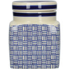 Buy London Pottery Out Of The Blue Storage Jar Lattice at Louis Potts