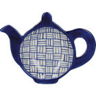 Buy London Pottery Out Of The Blue Teabag Tidy Lattice at Louis Potts