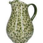 Buy London Pottery Splash Jug Large Splash Green at Louis Potts