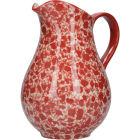 Buy London Pottery Splash Jug Large Splash Red at Louis Potts