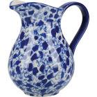 Buy London Pottery Splash Jug Small Splash Blue at Louis Potts