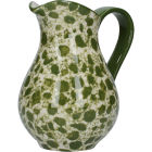 Buy London Pottery Splash Jug Small Splash Green at Louis Potts