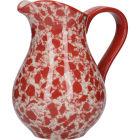 Buy London Pottery Splash Jug Small Splash Red at Louis Potts